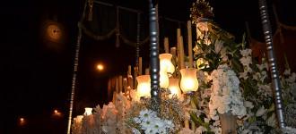 La Macarena torna a despenjar-se de la processó de Divendres Sant a Manresa